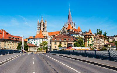 Communiqué de presse – La Ville de Lausanne adapte les espaces publics pour soutenir l'économie et la mobilité douce