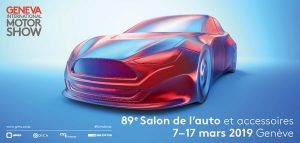 Salon de l'Auto Genève 2019