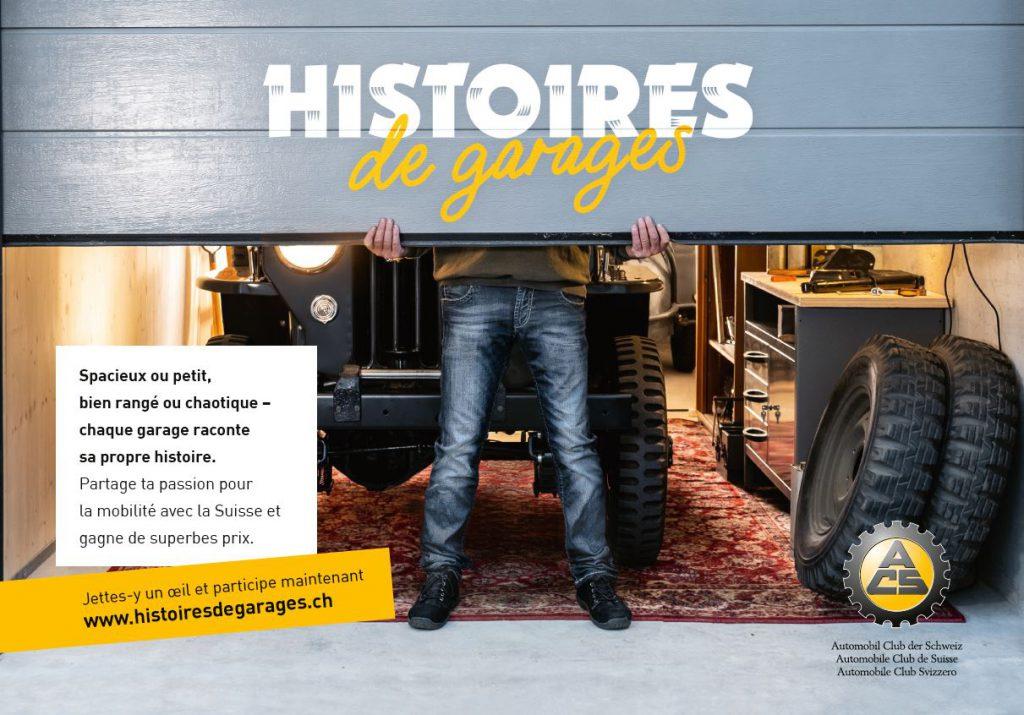 Histoire de Garage