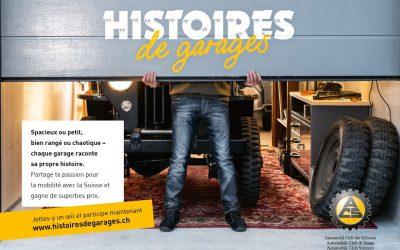 Concours ACS: histoires de garages !