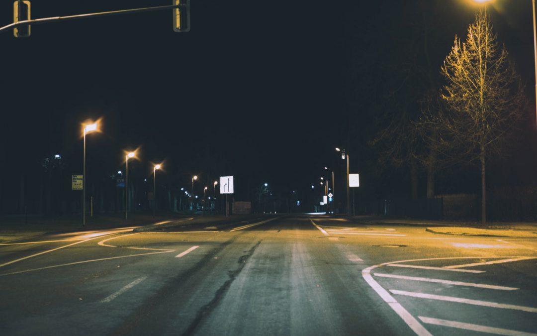 30km/h de nuit